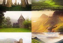 Scottish things / by Brenda Farr