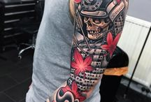 Tattoo. Ink