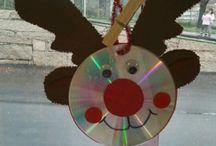aus CD Basteln