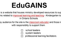 Ministry Resources / Access this website for the most current Ministry of Education resources.