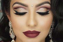 Makeup contouring / cotouring