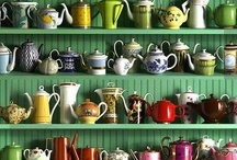 Cookware, teapots, sewing,