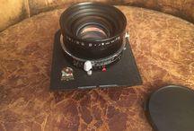 Objektiv SCHNEIDER-KREUZNACH SYMMAR-S 5.6/180mm auf COMPUR 1 + Wista-Platine