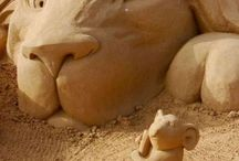 Sand forms / Sand forms