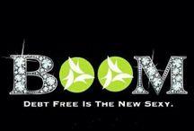 get debt free / by Brittney Shaw
