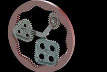 weird gears