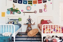 Boy/Girl Room ideas