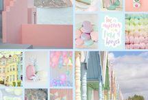 Mood Boards by Aimee