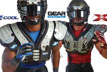 Gear Pro-Tec Shoulder Pads / Gear Pro-Tec Shoulder Pads
