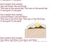 Creation Lesson