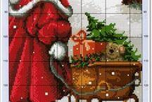 karácsonyi kislány