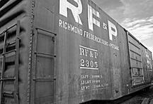 Train cars / by Patty Helwig