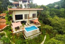 Manuel Antonio hillside vacation home for sale
