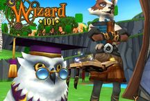 Wizard 101 / Amazing game / by Natalie