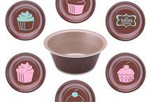 CONFEITARIA / Acessórios incríveis para todos os tipos de bolos, tortas, doces. Para fazer a diferença!!!