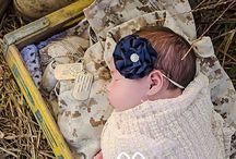 Newborn pictures idea