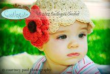 Flapper Beanies / by Castlegate Crochet