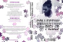 Collecting the Pieces / New Contemp Romance, coming November 2016
