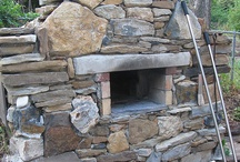 Wood fired bread/pizza ovens