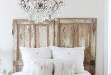 DIY Bedrooms in White