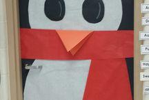 Pinguino porta