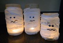 Halloween ideas / by Flicker Candle Emporium