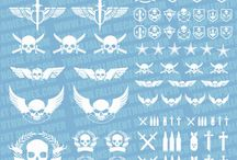Warhammer: Decals