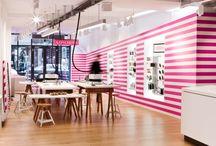 """Telekom Community Store """"4010"""" / Store-Konzept und Umsetzen 2008 – 2011"""