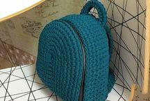 Crochet Ideas-Bag