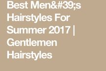 Best Men's Hairstyles For Summer 2017