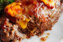 Ground Beef or Turkey Recipes / by Tina Anderson