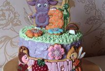 пряничные торты