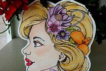 Bloom Girls / by Grace Lovell