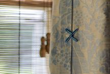 sewing - curtains / by Bonnie Bertram