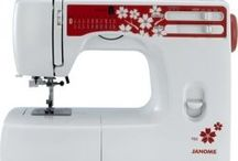 sewing Janome / by Tilly