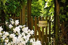 Garden Paths and Gates