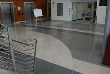 Terrazzo Indoor Flooring