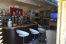 Amazing Man Caves / A collection of some pretty amazing man caves. There's a man cave to suit all; why not check these out to see how you'd like to decorate yours?
