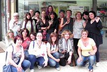 Lynne Ann Schwarzenberg Italy Workshops 2016 / Workshop Rome: 28/5/2016 Workshop Milano: 4/6/2016