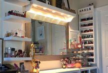 Room and vanity ideas