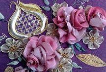 haft tasiemkowy