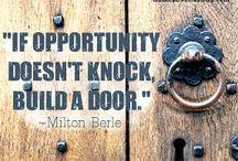 Door Quotes