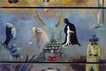 Leonora Carrington / Surrealist painter