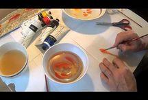 Tutorial pintura recina 3d / Arte