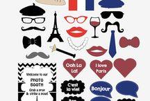 Frankrike fest inspirasjon