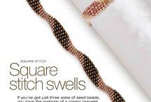 square stitch