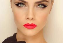 Inspirações - Make Up Face