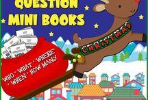 Christmas / Christmas speech and language activities