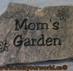 Engraved garden stones / ENGRAVED GARDEN STONES & GARDEN ROCKS, PERSONALIZED GIFTS FOR ALL OCCASIONS. Unique personalized gifts to mark a special occasion, keepsakes that will last a lifetime.