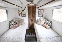 Camper van livin' and tiny homes